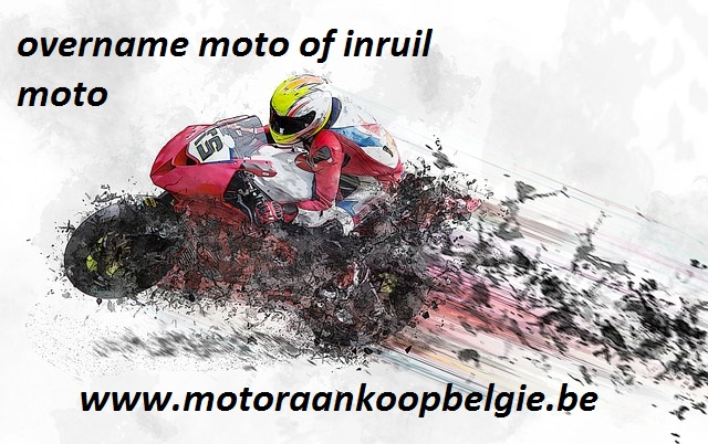 overname moto of inruil moto